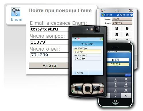 Система идентификации E-num